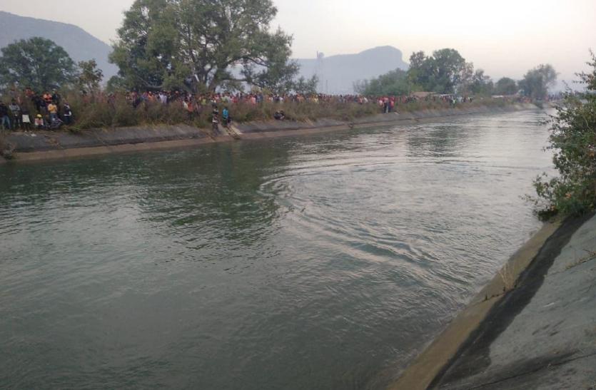 सीधीः नहर से 37 शव निकाले , 07 व्यक्तियों को रेस्क्यू कर बचाया गया