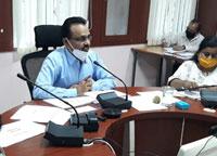 संस्थाओं – शासकीय कार्यालयों मे भी करवाई जाये सोसल डिस्टेंस, सैनेटाइजर एवं मास्क की व्यवस्था