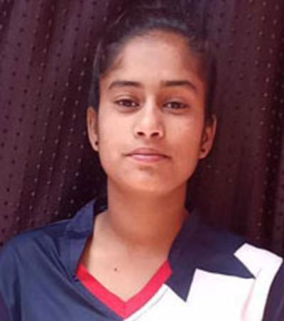 रायसेन जिले की पूजा करेगी मप्र जूनियर महिला हॉकी टीम का प्रतिनिधित्व