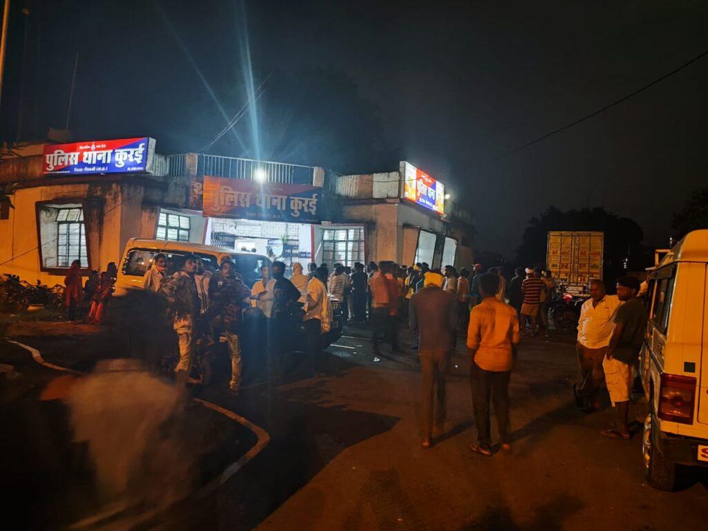 Seoni: सरकारी काम में बाधा डालने वाले 13 आरोपित गिरफ्तार
